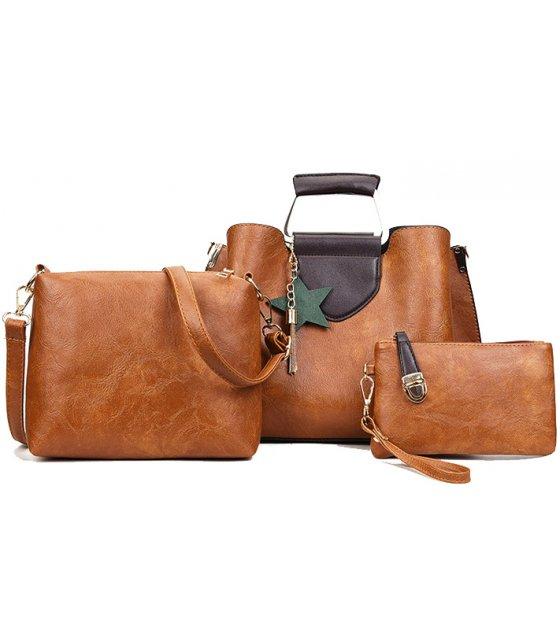 H740 - Fashion retro Messenger Bag