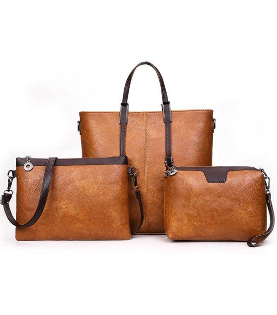 H745 - Retro simple tote bag