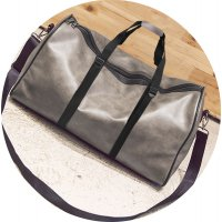 H791 - Duffel Shoulder Bag