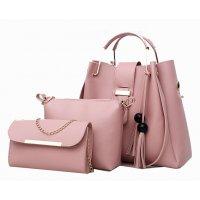H814 - Tassel Fashion Shoulder Bag