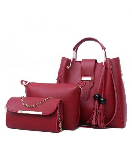 H841 - Tassel Fashion Shoulder Bag