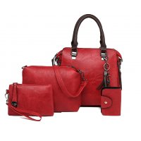 H877 - Retro Messenger Handbag