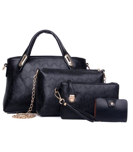 H881 - Four Piece Handbag Set