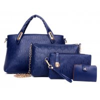 H883 - Four Piece Handbag Set