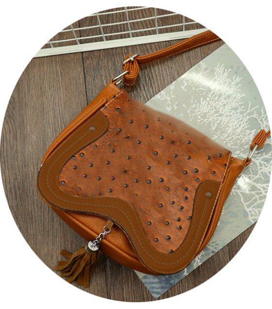 H885 - Classic Brown Bag