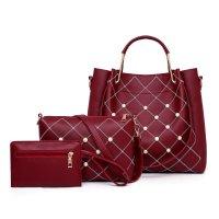 H893 - Elegant River Shoulder Bag Set (3Pcs)