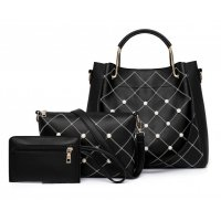 H895 - Elegant River Shoulder Bag Set (3Pcs)