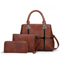 H900 - Retro oil wax Shoulder Bag