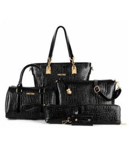 H905 - Luxury Six Piece Shoulder Bag