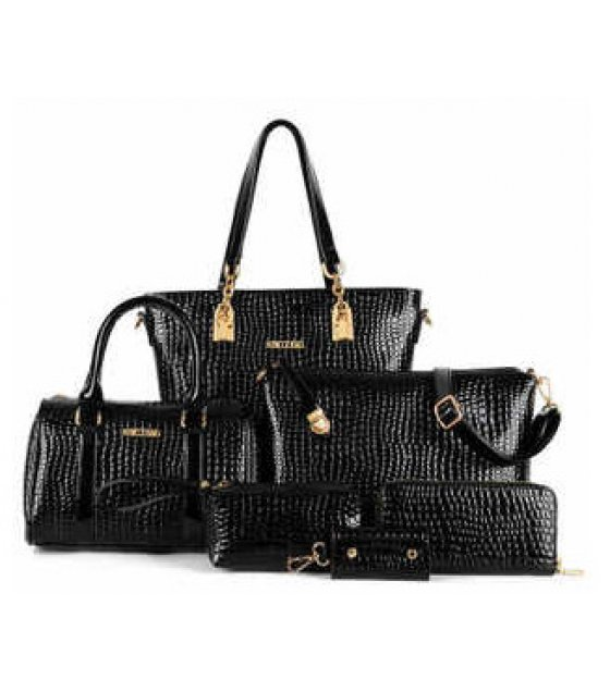 H905 - Luxury Six Piece Shoulder Bag