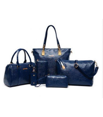H906 - Luxury Six Piece Shoulder Bag