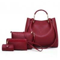 H921 - Four Piece Handbag Set
