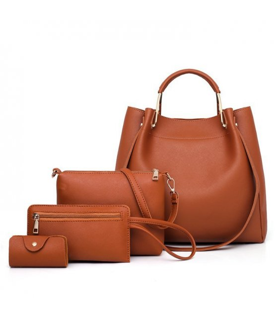 H922 - Four Piece Handbag Set