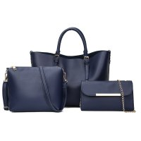 H923 - Casual Three Piece Shoulder Bag
