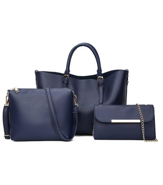 H923 - Casual Three Piece Shoulder Bag