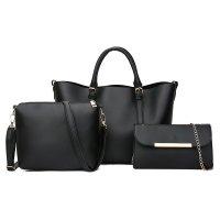 H924 - Casual Three Piece Shoulder Bag