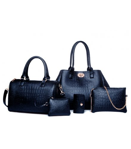 H925 - Korean fashion crocodile pattern Handbag