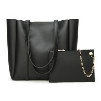 H932 - Elegant Sleek Handbag
