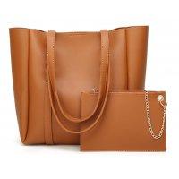 H934 - Elegant Sleek Handbag