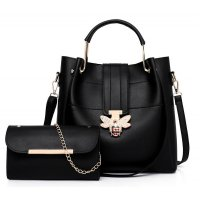 H945 - Bee buckle portable shoulder bag
