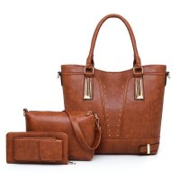 H961 - Stylish Simple Fashion Handbag Set
