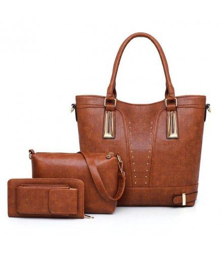 H961 - Stylish Simple Fashion Handbag Set