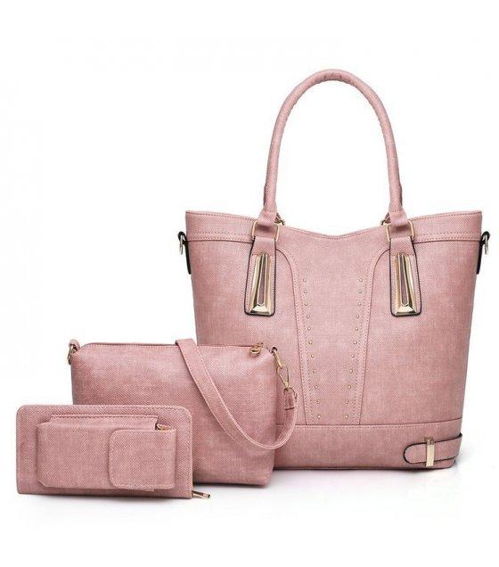 H962 - Stylish Simple Fashion Handbag Set