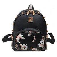 H964 - Black Daffodil Bag