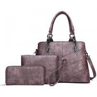 H969 - Retro Messenger Shoulder Bag
