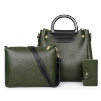 H975 - Three-piece fashion single shoulder Bag
