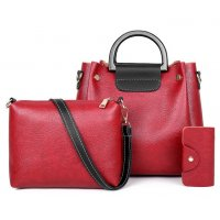 H976 - Three-piece fashion single shoulder Bag