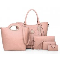 H984 - Fashion five-piece bucket bag