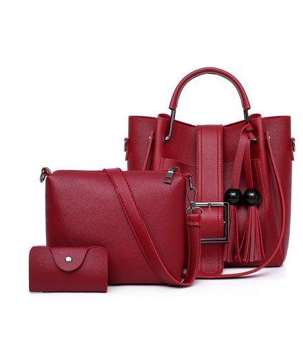 H987 - Tassel Shoulder Bag