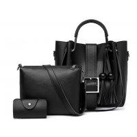 H988 - Tassel Shoulder Bag