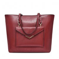 H990 - Fashion simple two-piece casual shoulder bag