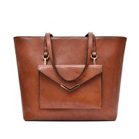 H991 - Fashion simple two-piece casual shoulder bag