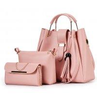H996 - Tassel Fashion Shoulder Bag