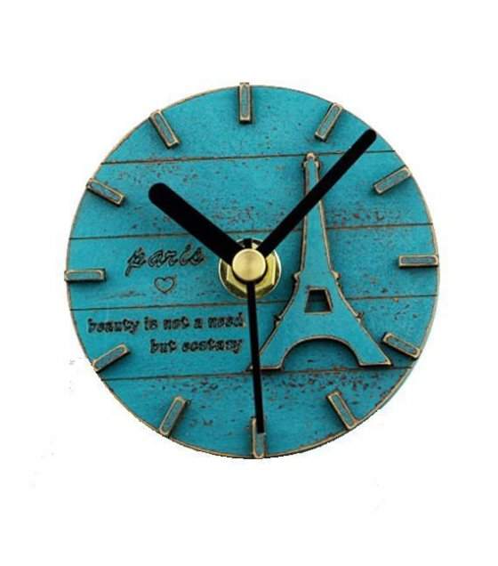 HD019 - Eiffel Tower Wall Clock