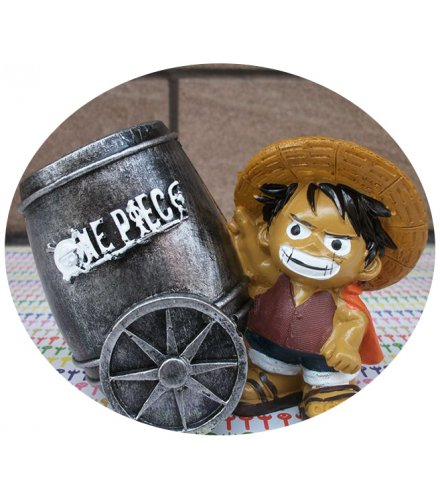 HD052 - One Piece Luffy Action Figure