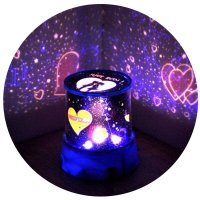 HD070 - Romantic Starry Lights