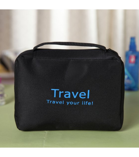 HD076 - Multi-function Travel Hanging Wash Bag