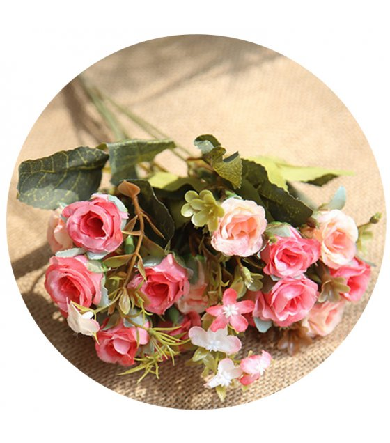 HD092 - Mini rose Bouquet