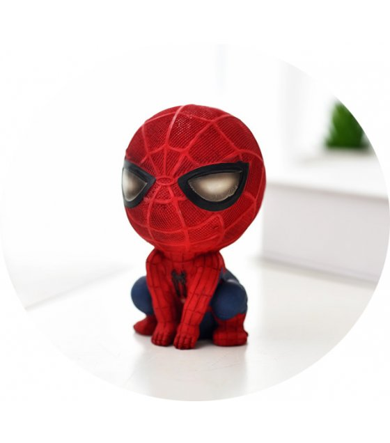 HD119 - Spider man Ornament