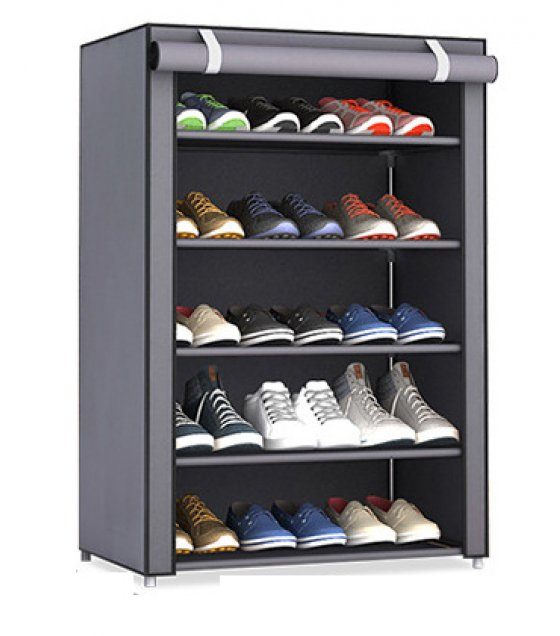 HD220 - Non-woven Fabric Storage Shoe Rack