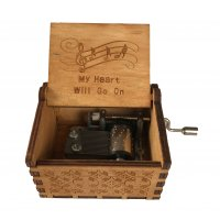 HD237 - My Heart will Go On Music Box