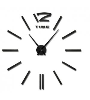 HD247 - DIY Frameless Large Wall Clock