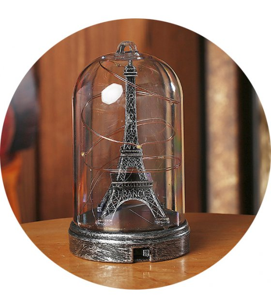 HD289 - Creative Paris Tower Light Display Ornament