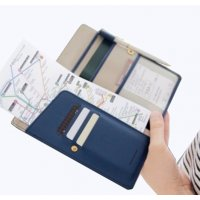HD298 - RFID blocking pocket passport case wallet