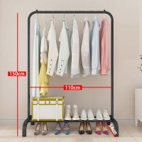 HD352 - Steel Cloth Organizer Hanger