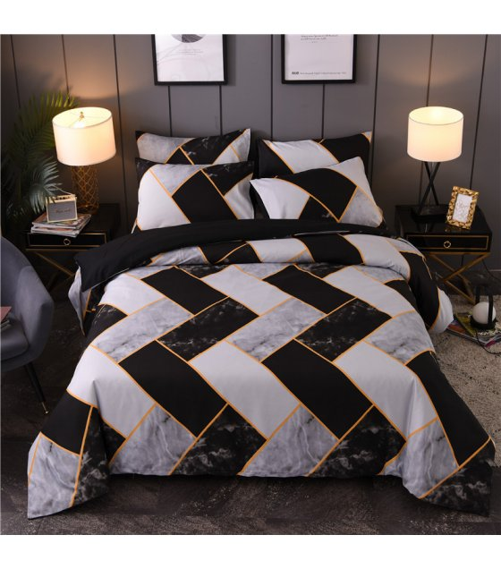 HD377 - English Luxury Bedding Set